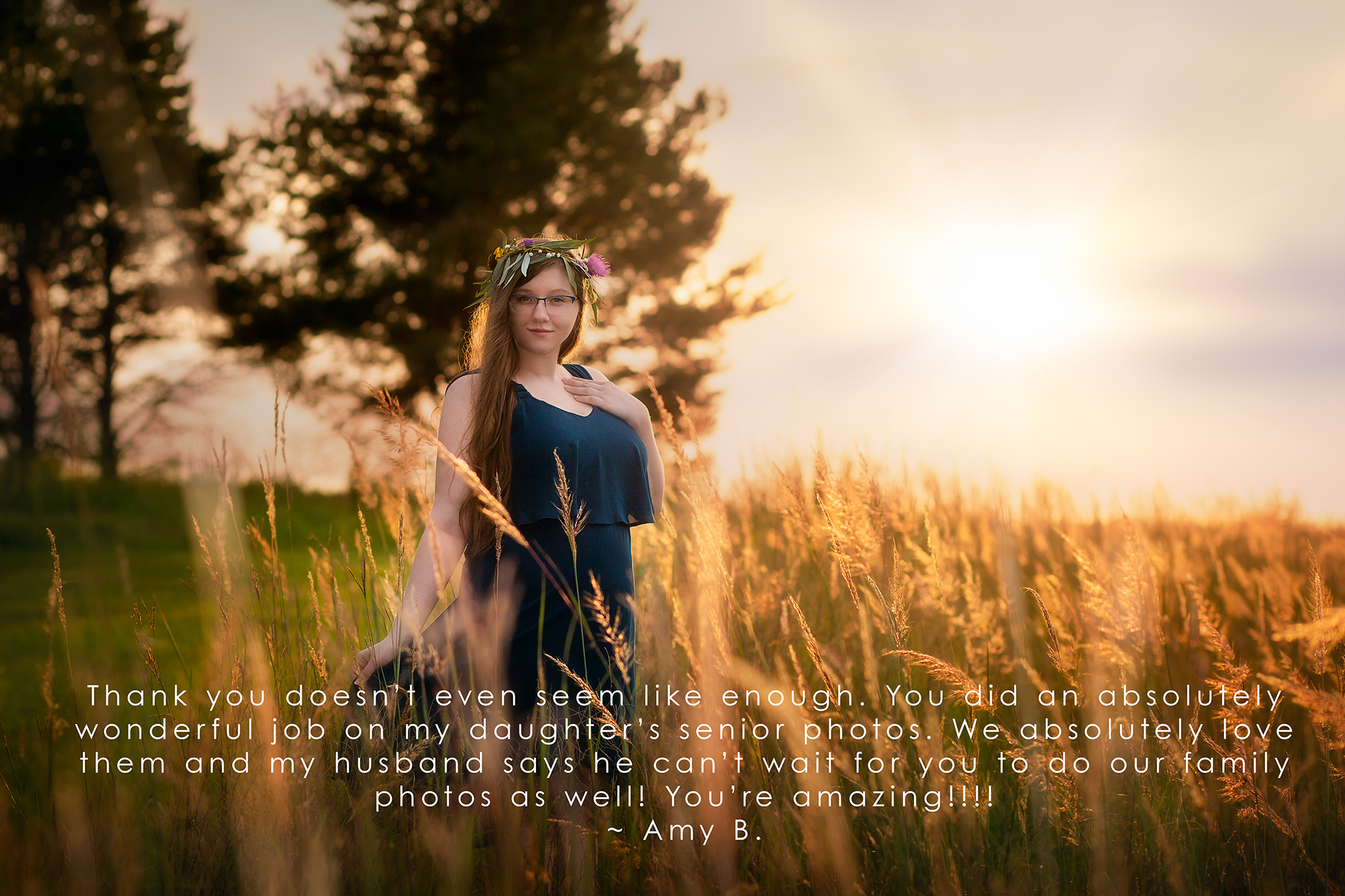 E3 PHotography Studio - Testimonial