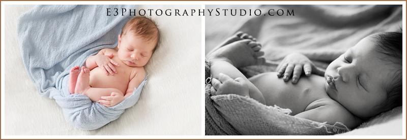 Welcome Sir Kayden | A Mini Newborn Modelling Session