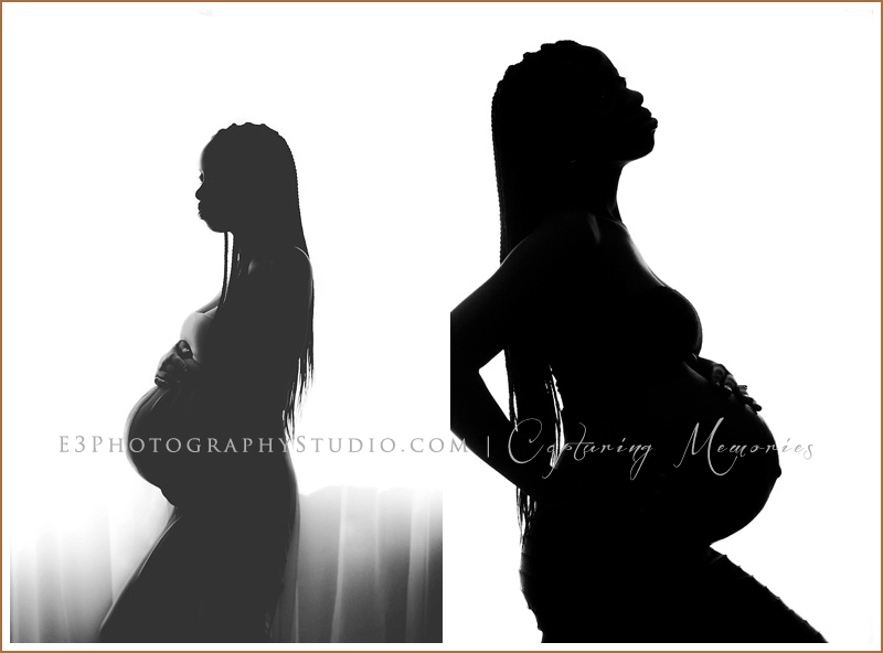 Miss Matabe | A Mini Maternity Session
