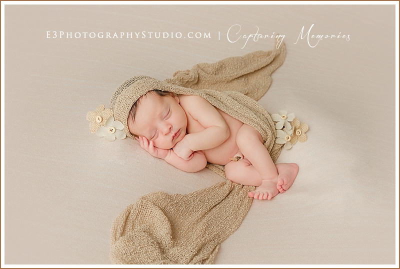 Welcome Miss Eden | A Newborn Session
