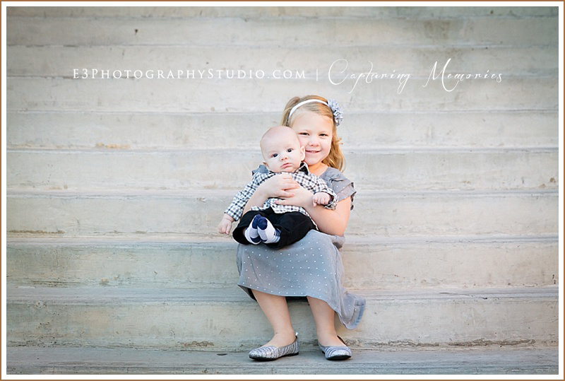 The Ashlin Family | An Outdoor Family Session