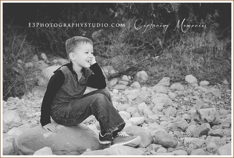 Sir Xander | An Outdoor Mini Portrait Session