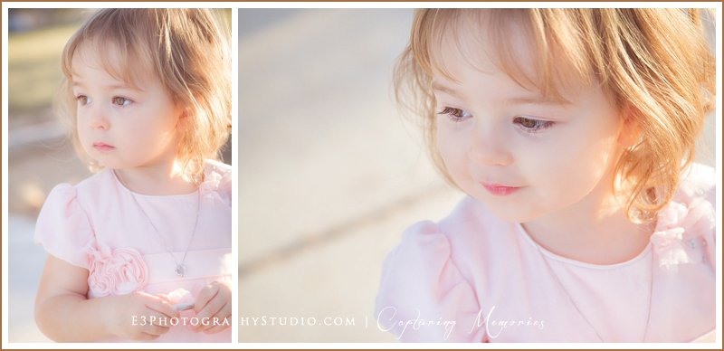 Miss Callie Turns 2 | An Outdoor Family Session