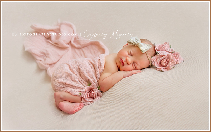 Welcome Miss Preslie  | An In-Home Newborn Session