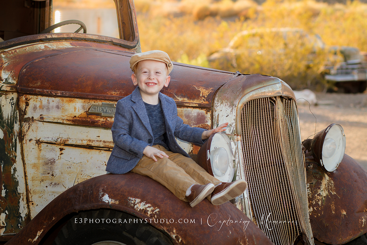 The Galusha Family | An Outdoor Family Session On-Location