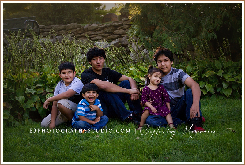 The Bautista Family | An Outdoor Family Session