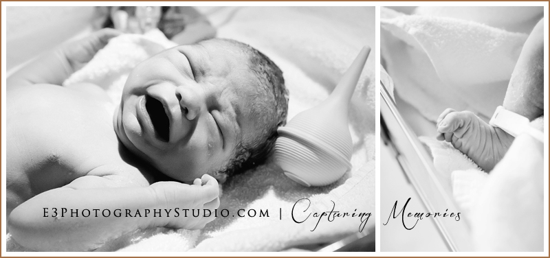 Welcome Sir Tiberius | A Hospital Birth Story