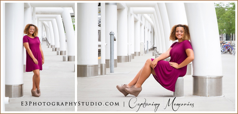 Koryn Senior Portraits | An Outdoor Destination Session