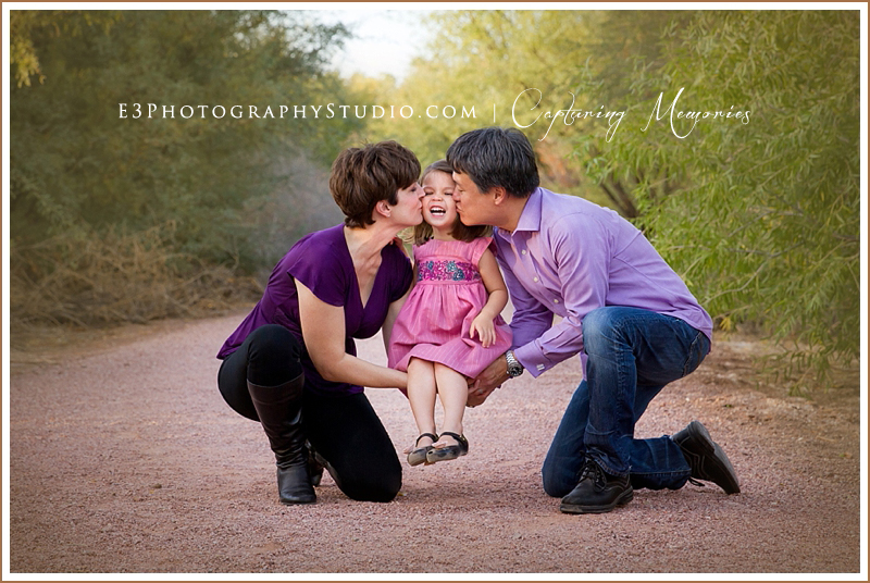 The Lew Family | An Outdoor Destination Session