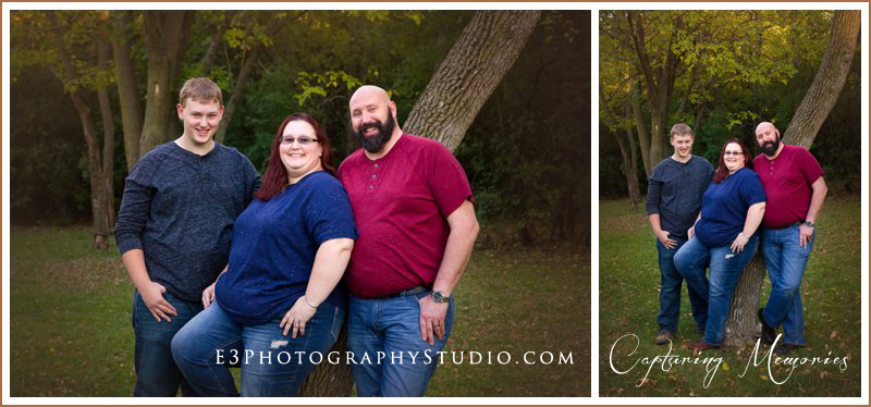 The Pickering Family | An Outdoor Family & Senior Session